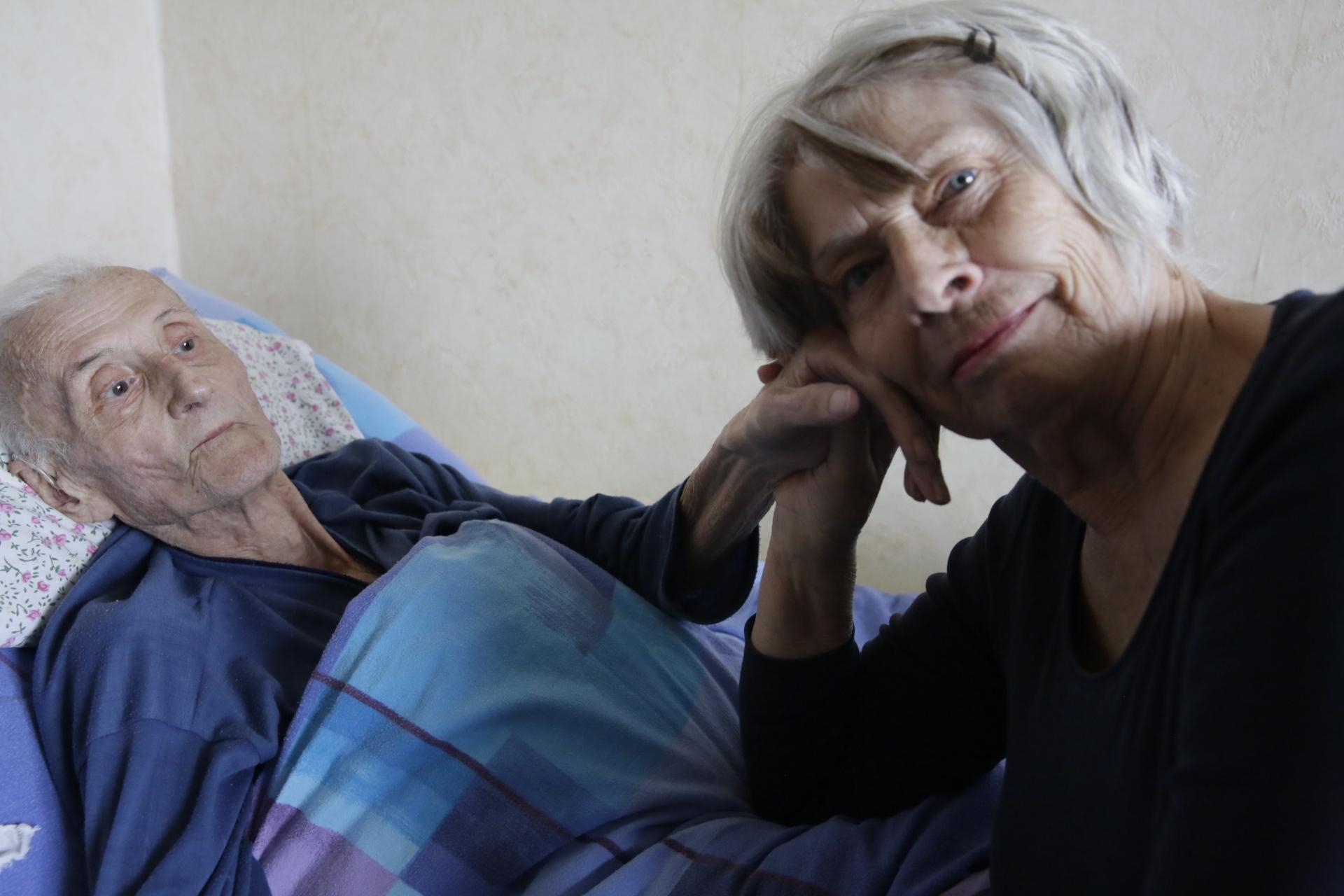 Mobilní hospic - Nejste sami pacient